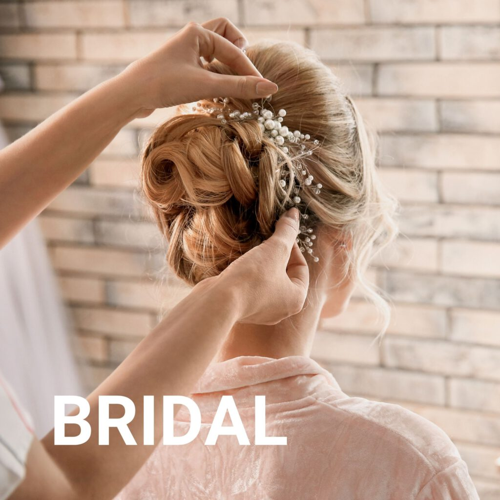 Creation hair makeup kapsalon ijmuiden bridal