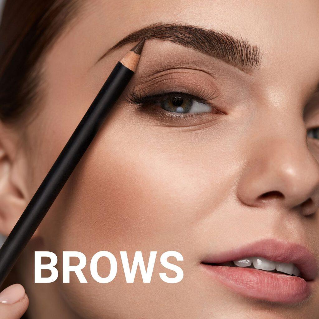 Creation hair makeup kapsalon ijmuiden brows
