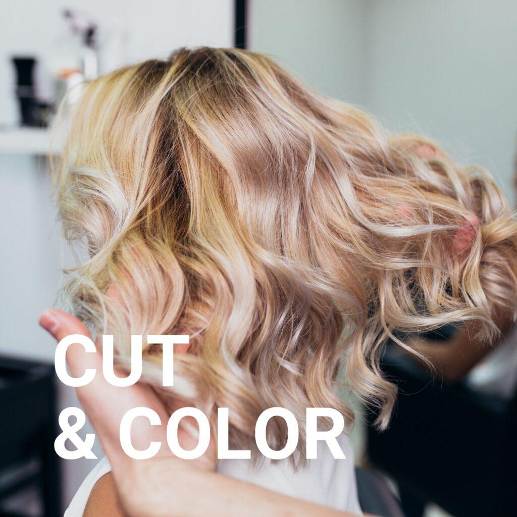 Creation hair makeup kapsalon ijmuiden knippen en kleuren