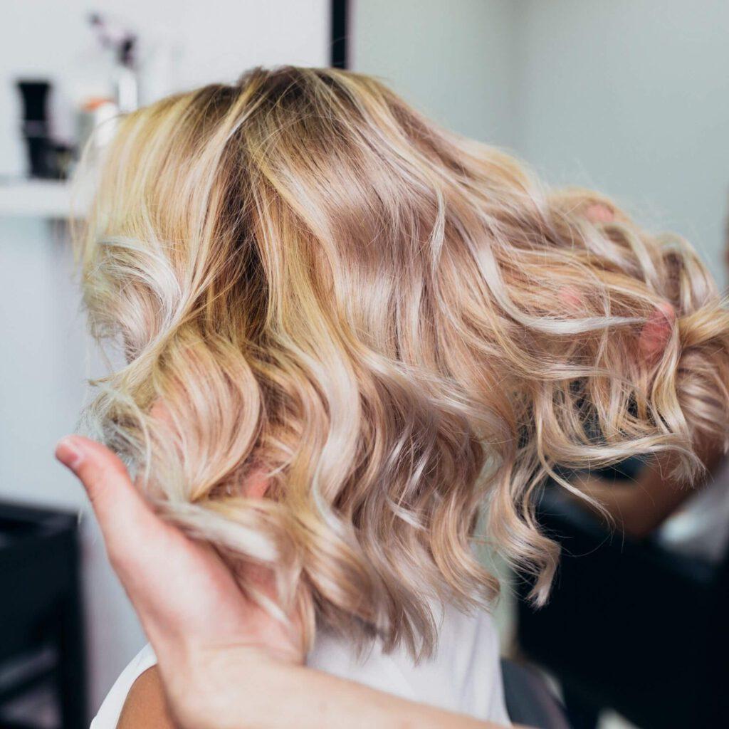 creations hair en makeup ijmuiden kapsalon kennemerlaan extensions djarling